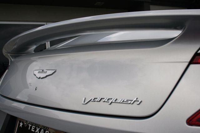 2014 Aston Martin Vanquish Houston, Texas 19