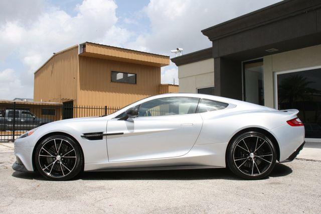2014 Aston Martin Vanquish Houston, Texas 2