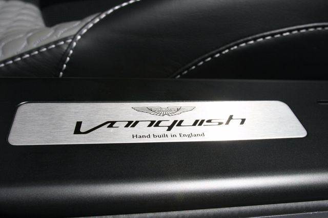 2014 Aston Martin Vanquish Houston, Texas 33