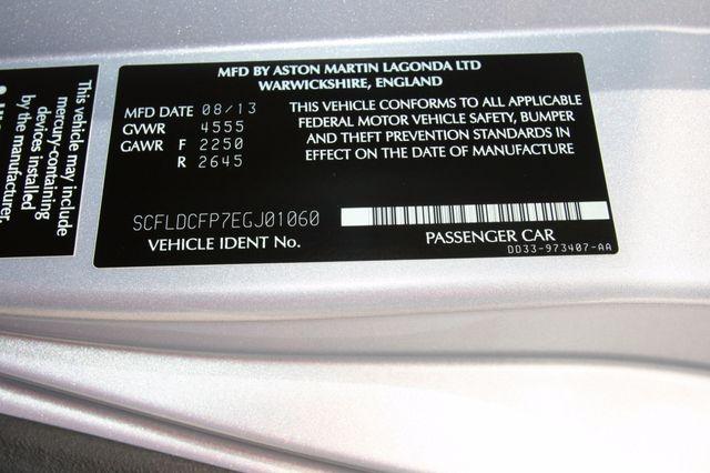 2014 Aston Martin Vanquish Houston, Texas 45