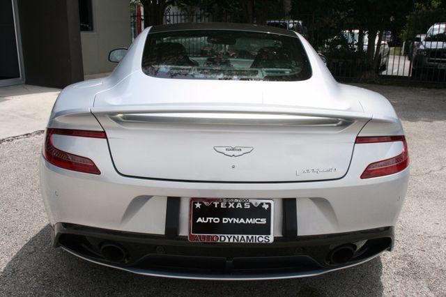 2014 Aston Martin Vanquish Houston, Texas 5