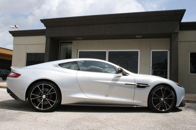 2014 Aston Martin Vanquish Houston, Texas 8