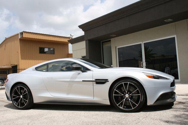 2014 Aston Martin Vanquish Houston, Texas 9