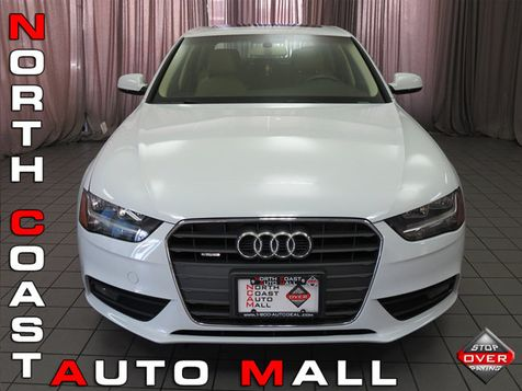 2014 Audi A4 Premium in Akron, OH