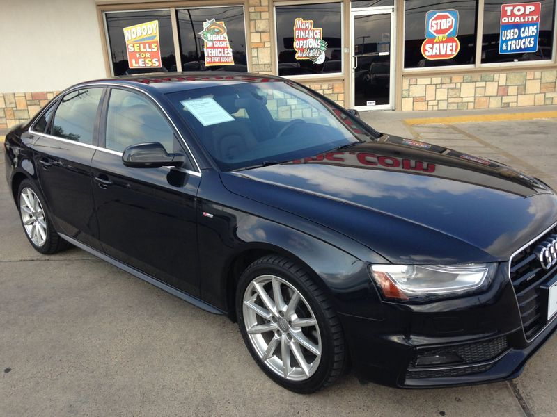 2014 Audi A4 Premium Plus  Brownsville TX  English Motors  in Brownsville, TX