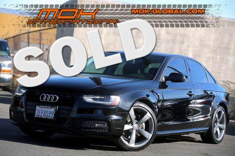 2014 Audi A4 Premium Plus - BLACK OPTIC PACKAGE in Los Angeles