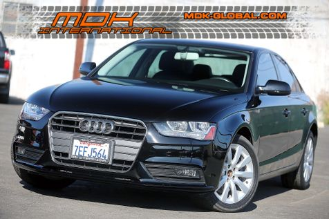 2014 Audi A4 Premium - Navigation in Los Angeles