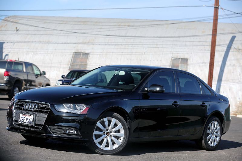 2014 Audi A4 Premium - Navigation  city California  MDK International  in Los Angeles, California