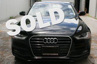 2014 Audi A4 Premium Houston, Texas