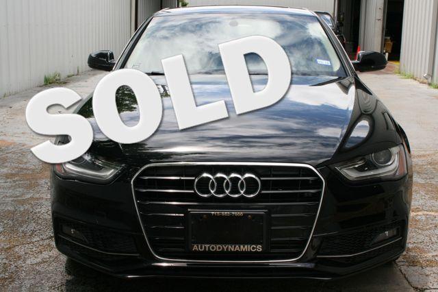 2014 Audi A4 Premium Houston, Texas 0
