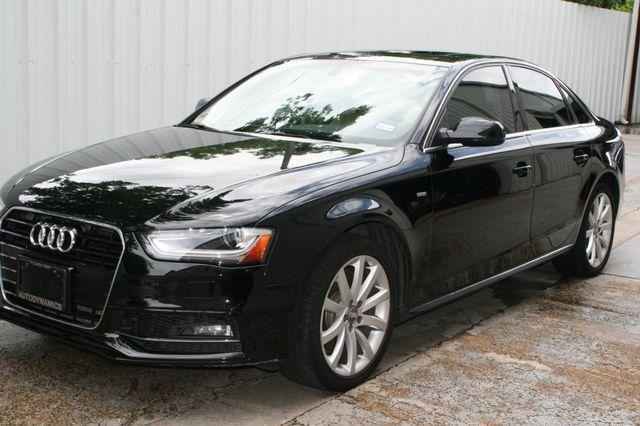 2014 Audi A4 Premium Houston, Texas 2