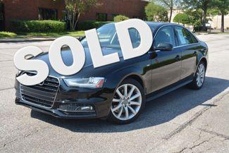 2014 Audi A4 Premium Memphis, Tennessee