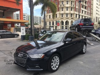 2014 Audi A4 in Miami FL