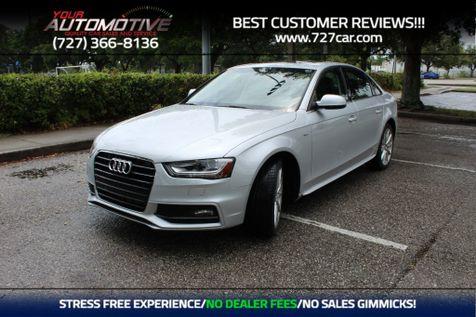 2014 Audi A4 Premium Plus in Pinellas Park, Florida