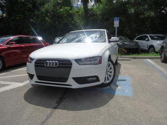 2014 Audi A4 Premium SEFFNER, Florida