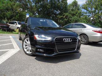 2014 Audi A4 Premium SEFFNER, Florida 2