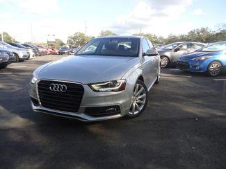 2014 Audi A4 Premium SEFFNER, Florida 4