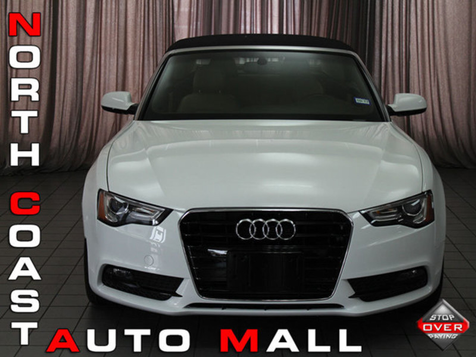 2014 Audi A5 Cabriolet Premium Plus in Akron, OH