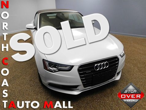 2014 Audi A5 Cabriolet Premium Plus in Bedford, Ohio