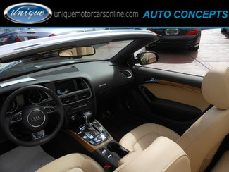 2014 Audi A5 Cabriolet Prestige Bridgeville, Pennsylvania 11