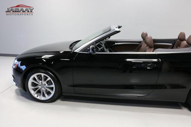 2014 Audi A5 Cabriolet Premium Merrillville, Indiana 33