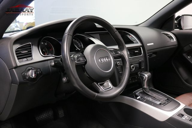 2014 Audi A5 Cabriolet Premium Merrillville, Indiana 9