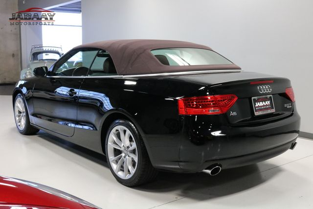 2014 Audi A5 Cabriolet Premium Merrillville, Indiana 28