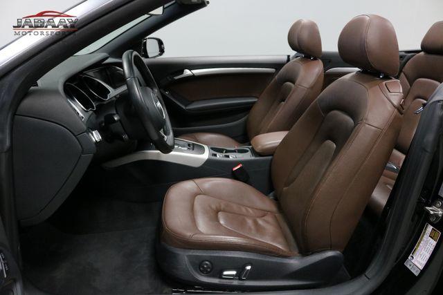 2014 Audi A5 Cabriolet Premium Merrillville, Indiana 10