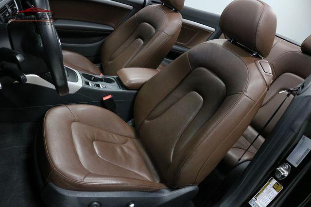 2014 Audi A5 Cabriolet Premium Merrillville, Indiana 11