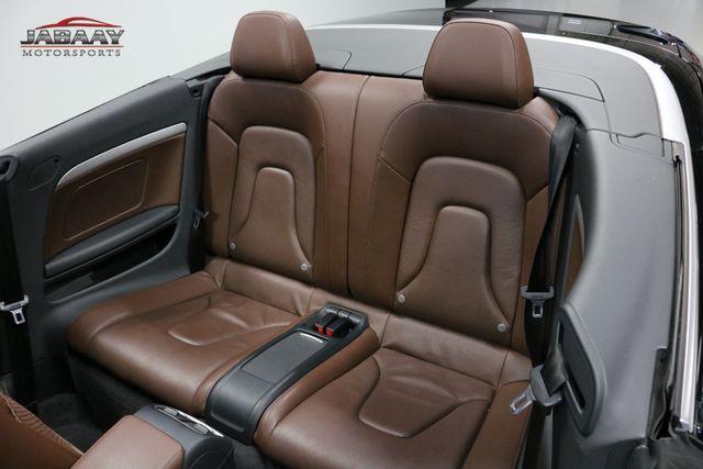 2014 Audi A5 Cabriolet Premium Merrillville, Indiana 12