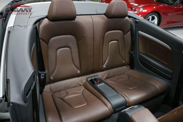 2014 Audi A5 Cabriolet Premium Merrillville, Indiana 13