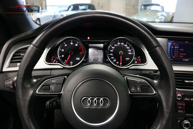 2014 Audi A5 Cabriolet Premium Merrillville, Indiana 17