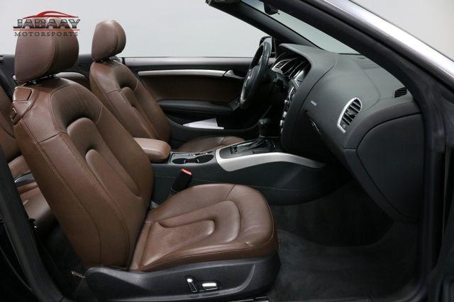 2014 Audi A5 Cabriolet Premium Merrillville, Indiana 15