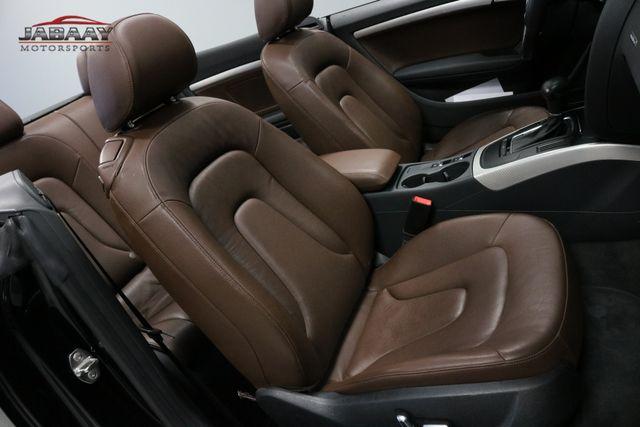 2014 Audi A5 Cabriolet Premium Merrillville, Indiana 14