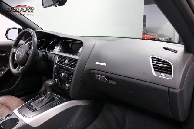 2014 Audi A5 Cabriolet Premium Merrillville, Indiana 16