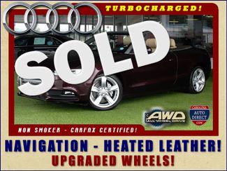 2014 Audi A5 Cabriolet Premium Plus QUATTRO AWD - NAVIGATION! Mooresville , NC