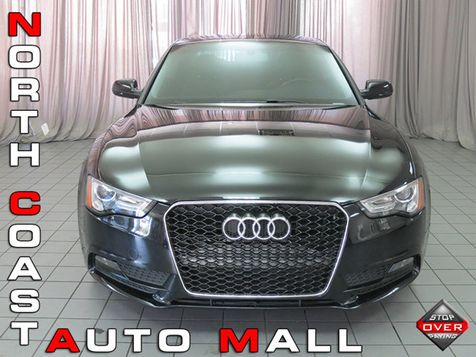 2014 Audi A5 Coupe Premium Plus in Akron, OH
