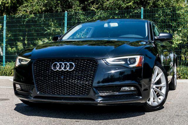 2014 Audi A5 Coupe Premium Plus Reseda, CA 2