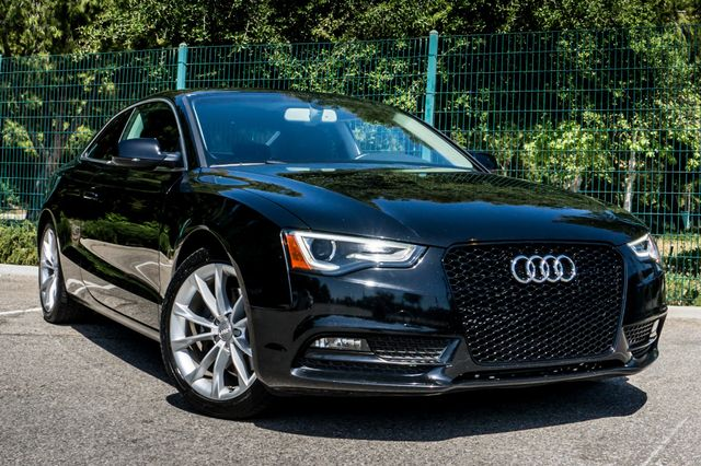 2014 Audi A5 Coupe Premium Plus Reseda, CA 50