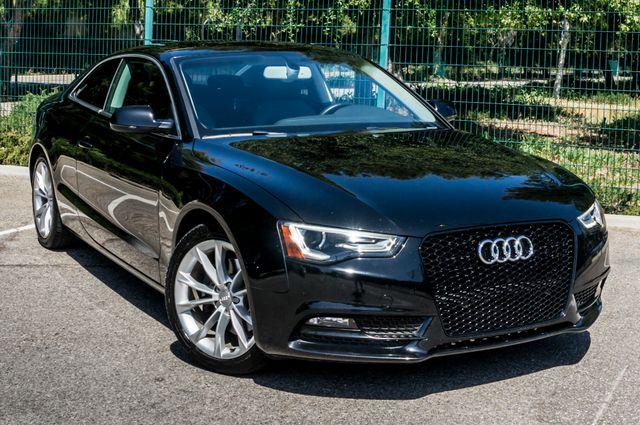 2014 Audi A5 Coupe Premium Plus Reseda, CA 49