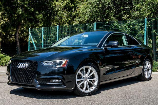 2014 Audi A5 Coupe Premium Plus Reseda, CA 1