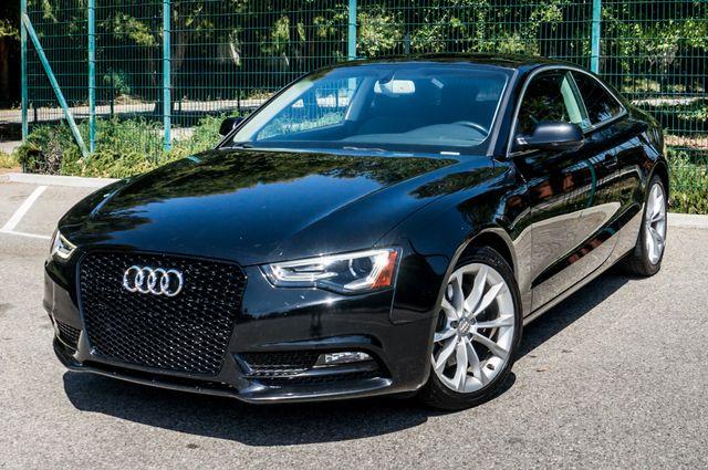 2014 Audi A5 Coupe Premium Plus Reseda, CA 48
