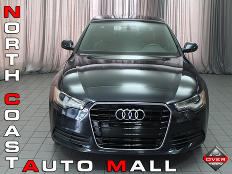2014 Audi A6 3.0T Premium Plus in Akron, OH