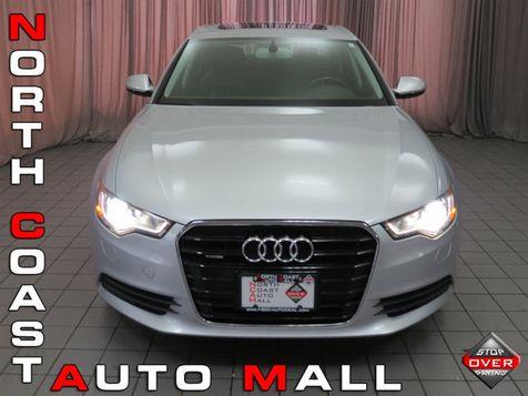 2014 Audi A6 2.0T Premium Plus in Akron, OH
