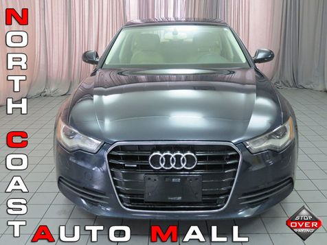 2014 Audi A6 2.0T Premium Plus in Akron, OH