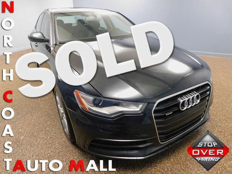 2014 Audi A6 3.0T Prestige in Bedford, Ohio
