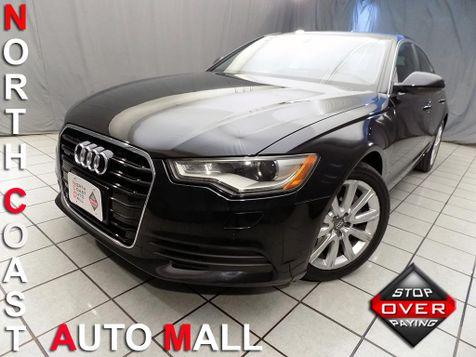 2014 Audi A6 2.0T Premium Plus in Cleveland, Ohio