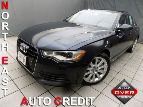 2014 Audi A6 3.0T Premium Plus in Cleveland, Ohio