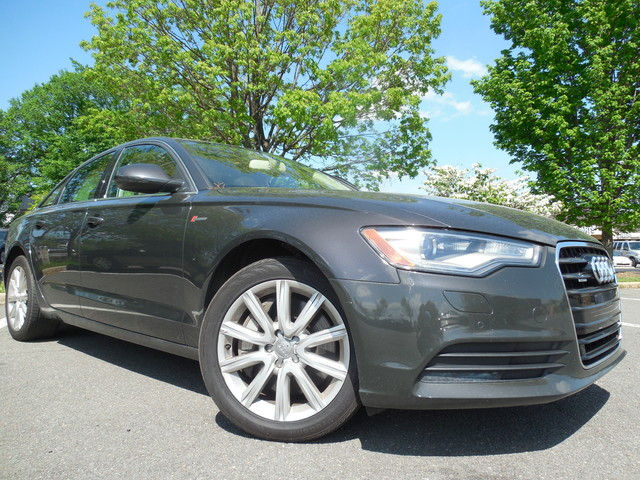 2014 Audi A6 3.0T Premium Plus Leesburg, Virginia 1