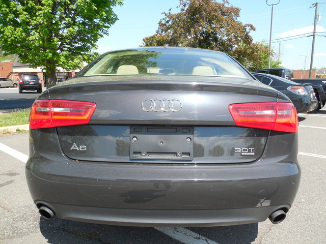 2014 Audi A6 3.0T Premium Plus Leesburg, Virginia 7